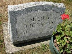 Milo F. Brockway