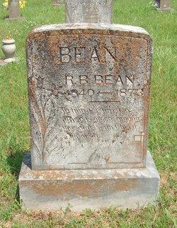 Robert Bruce Bean, Sr