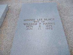 Minnie Lee <i>Black</i> Harris