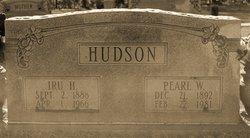 Pearl <i>Wilson</i> Hudson