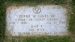 Perry W Gines, Sr