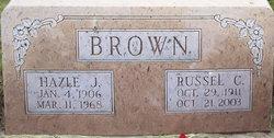 Russel Clyde Brown