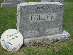 Zella <i>Garriott</i> Follick