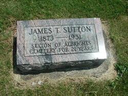 James T Sutton