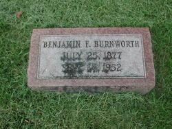 Benjemin F Burnworth