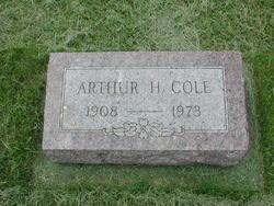 Arthur H Cole
