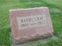 Naomi J Ray