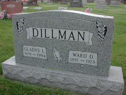 Gladys L <i>Fisher</i> Dillman