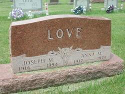 Joseph Melvin Love