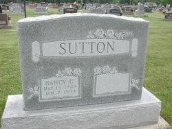 Nancy Carroll <i>Smith</i> Sutton