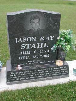 Jason Ray Stahl