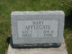 Mary <i>Worthington</i> Applegate
