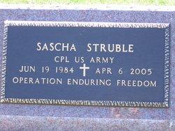 Corp Sascha Struble