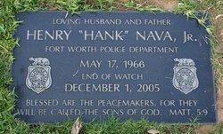 Henry Hank Nava, Jr