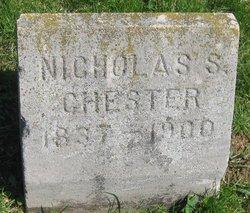 Nicholas S. Chester