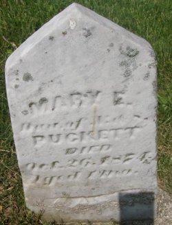 Mary E. Puckett