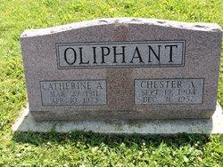 Catherine Alberta <i>Ham</i> Oliphant
