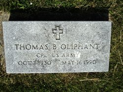 Thomas B. Oliphant