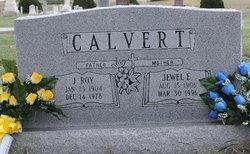 Jewel E. Calvert