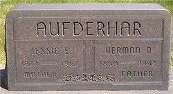 Herman A. Aufderhar