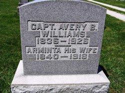 Capt Avery B Williams