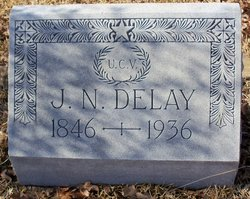 Jerome Napoleon DeLay