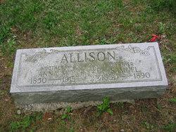 Anna Mariah <i>Cummins</i> Allison