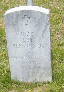 Roy Lee Blevins, Jr