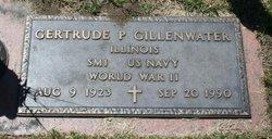 Gertrude P. <i>Mau</i> Gillenwater
