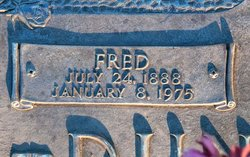 James Fredrick Fred Dunnahoe