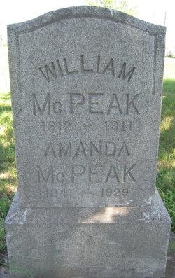 Amanda <i>Jones</i> McPeak