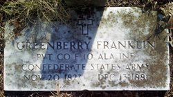 Green Berry Franklin