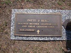 Patsy Jo <i>Clement</i> Berg