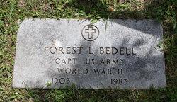 Forest Leslie Bedell