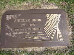 Shirlee B. <i>Farr</i> Brox