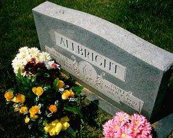 Mildred Urilla <i>Hendrix</i> Allbright
