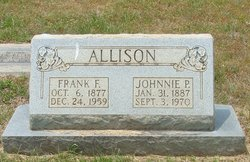 Franklin Fenning Frank Allison