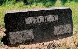 Olive <i>Van Wey</i> Archer