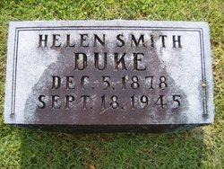 Helen <i>Smith</i> Duke