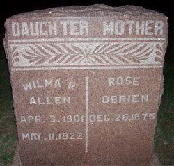 Wilma R. Allen