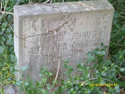 Mary Frances Mamie <i>Tanner</i> Burns Bedgood Connell