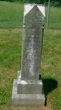 Annie L Bennett