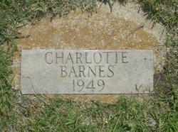 Charlotte Barnes