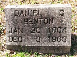 Daniel C Benton