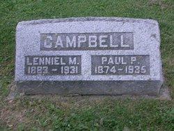 Lenniel May <i>Elmore</i> Campbell