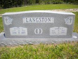 Bonnie Dell <i>Rush</i> Langston