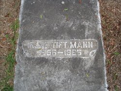 Irene Webster <i>Tift</i> Mann