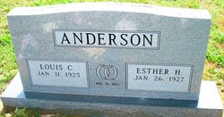 Esther Henry Anderson