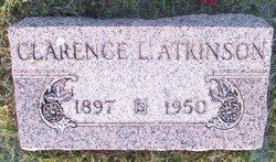 Clarence L Atkinson