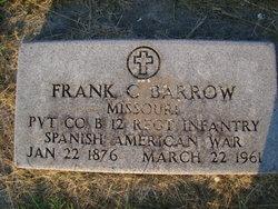 Rev Frank C. Barrow